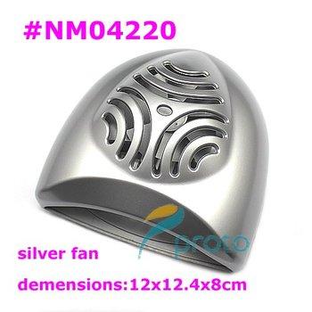 Freeshipping-NEW Mini Compact Nail Polish Dryer Battery Nail Fan Dryer Dropshipping [Retail]  SKU:E0187