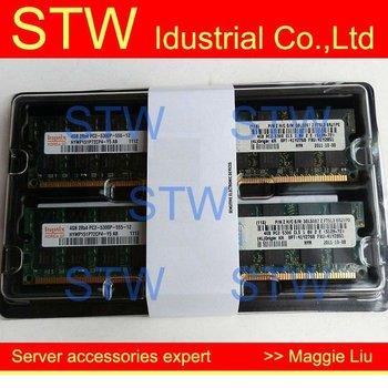 Server memory 41Y2732 41Y2854  43X5029 4GB(2x2GB) PC2-5300E DDR2 ECC 667 DIMM CL5 Ram kit, for x3250M2, new retail,1 yr warranty