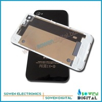 Back cover for iphone 4g back housing,white /black,free shipping ,best price on the aliexpress