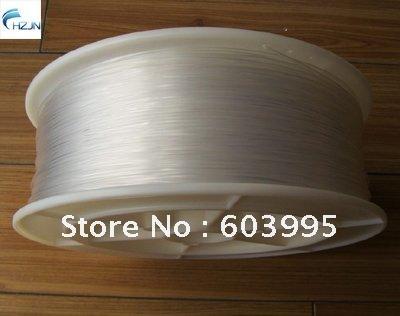 Free shipping,2700M length,0.75mm diameter high-quality End light Optical fiber cable (DG-750)(China (Mainland))