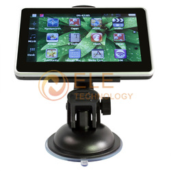 New 4.3&#39;&#39; GPS + 4GB memory car gps navigator(China (Mainland))