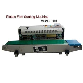Plastic film Sealing machine,date printing