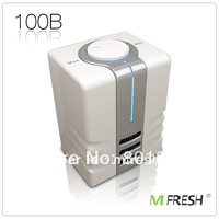 MFRESH Hot Selling Portable Indoor Ionizer Air Purifier YL-100B + Free Shipping