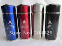 Hydrogen Alkaline Water Energy Nano Flask free shipping 20pcs/lot