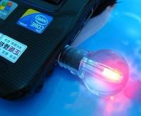 10pcs free dropshipping 8GB/4GB/2GB idea bulb colorful usb 2.0 flash U disk drive