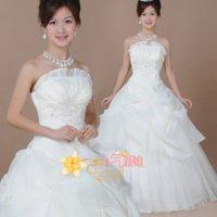 Freeshipping !! Princess A-Line 2011 New Arrival fashion wedding dress,wedding gowns,bridal dress