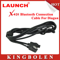 2015 Hottest Original Launch X431 diagun Connect Main Unit With Bluetooth Cable Free Shipping