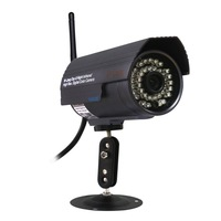 New Plug&Play Lens 6mm POE Wireless WiFi Outdoor Waterproof IR Night Vision IP Webcam Network CCTV Home Security Internet Camera