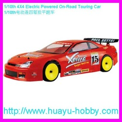 1/10th Scale Electric Powered On-Road Touring Car 94103 RTR(China (Mainland))