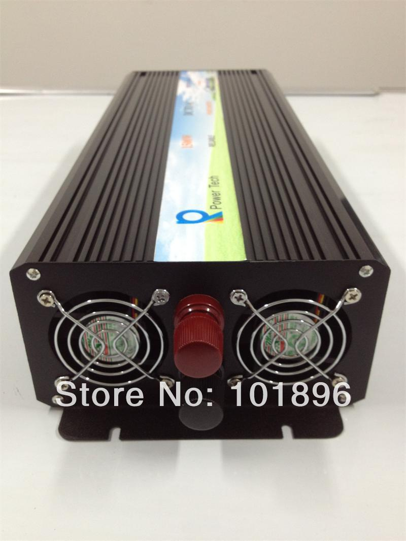 HOT SALE 1500W(12/24V DC TO 120V/230V AC) STAND ALONE PURE SINE WAVE INVERTER FEDEX FREE SHIPPING
