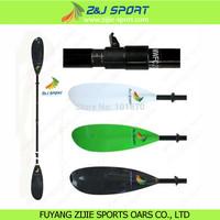 Fiberglass blade Touring paddle with adjustable shaft
