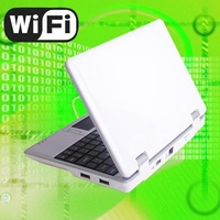 New 7 inch laptop notebook Wince 6.0 System or Andriod 2.2 256M RAM 4G flash wifi optional color