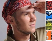 *Fashion unisex magic sports bandanas for summer riding and running with HIP-HOP styles/ FREE SHIPPING