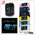 Fingertip Pulse Oximeter Spo2 Monitor ,Fast and drop shipping CONTEC Brand CE&FDA(China (Mainland))