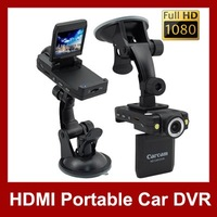 K2000 2.0&quot; LCD Screen Full HD 1080P HDMI Vehicle Black Box H.264 5.0 Mega Pixel Car DVR Free Shipping