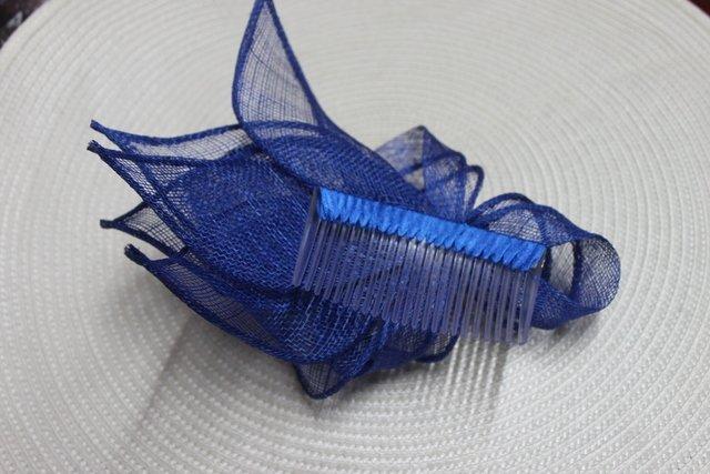 Hot Selling Royal Sinamay Fascinator Hair Ornament Headwear Hat For Women 5pcs/lot(China (Mainland))