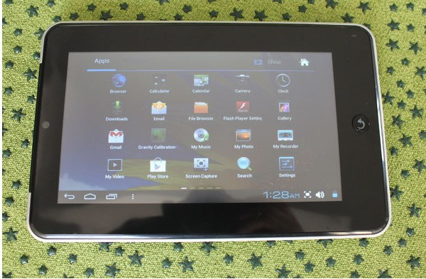 "B the cheapest New 7"" Android 4.0 VIA8850 Tablet PC(China (Mainland))"