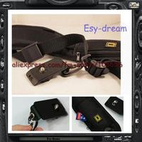 Black Light Soft Quick Rapid Camera Sling Shoulder Neck Q Strap For 6D 5D 2 5D3 700D 70D D7100 D600 DF D810 all DSLR SLR PB026