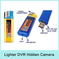 New Arrival Hot 1280X960 Lighter DVR Pinhole Hidden DV Camera mini DVR Camcorder Cam Video Voice Recorder 30fps Drop Shipping