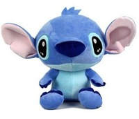 Candice guo! Super cute hot sale plush toy doll mini Stitch interstellar stuffed toy baby loves most  20cm 1pc