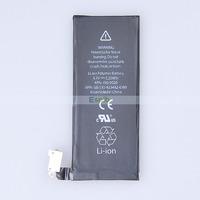 1420mah Original Replacement Built-in Battery for iPhone 4 4G Batterie Batterij Bateria Batteries by DHL,100pcs/Lot