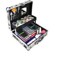 Professional Korea Two Layer Eyelashes Eyelash Extension Kit with Silver Case Free Shipping