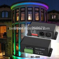 DC12v-48v constant current DMX512 Decoder 350mA*3CH /wall washer DMX512 Decoder