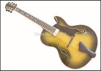 18 inch Fully handcarft mandolin style  jazz guitar