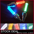 1000pcs/lot Free shipping 5 color stock LED Flash LED Wheel Light TL001