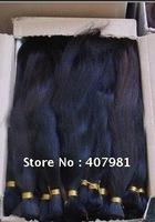 "Retail No Shedding Cheap Raw Top Quantity Virgin Brazilian Human Hair Bulk About  100g 20"" 24"" 26"" 28 Inch Natural Color"