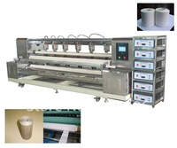 Ultrasonic Window Covering Slitting Machine