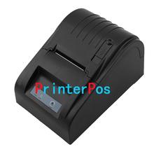 freeshipping 2'' 58mm Thermal receipt printer ZJ-5890T Pos printer  Mini printer(China (Mainland))