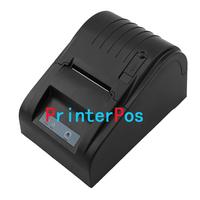 freeshipping 2'' 58mm Thermal receipt printer ZJ-5890T Pos printer  Mini printer
