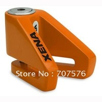 14mm British XENA Disk Brake Lock Motorcycle alloy steel Prevents Theft Lock Certified Multi-national Institutionsinto Of Europe