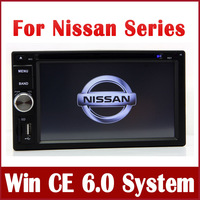Car DVD Player GPS Navigation Navi for Nissan Paladin Patrol Versa NV200 Livina Micra w/ Radio TV USB SD AUX Map 3G Audio Video
