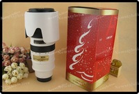 Christmas Limited Edition-Camera Thermos Lens Cup Coffee Mug Travel 1:1 70-200mm thermo gift DC66