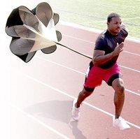 Speed Training Resistance Parachute Running Chute Speed Chute Running Umbrella 56''  100pcs