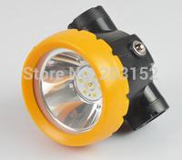 10pcs/lot T3 KL1.2LM KL2.2LM LED cordless mining lamp mining headlamp mining headlight