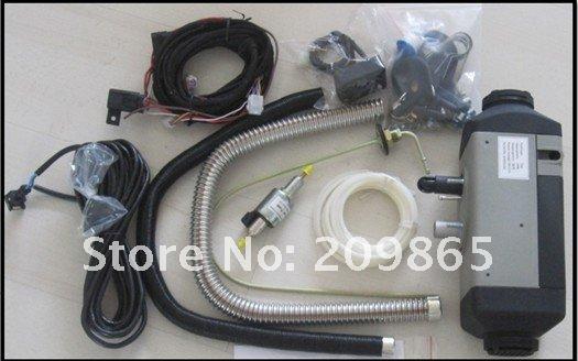 Air diesel heaters (2KW,12V) heating for car boat truck RV motorhome similar with webasto, eberspaecher(China (Mainland))