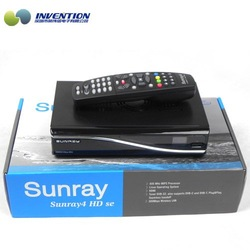 Newest Sunray SR4 800hd SE 3 in 1 tuner -T -C -S(2S) Triple tuner wifi SIM2.10 Sunray4 HD se(China (Mainland))