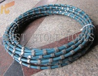 granite profile wire saw(Plastic wire diameter 8.9mm)