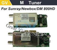 1pc DVB-S2 DVB ALPS M Tuner DM800 Tuner for DM800 800HD 800 HD 800HD-S 800S DM800HD for enigma 2 DM digital satellite receiver