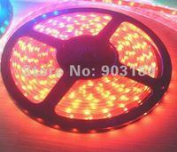 5m/lot LED hightlight SMD 5050 flex led strip 300 LEDS /5m DC12V RGB+controller waterproof Soft light Reasonable freight