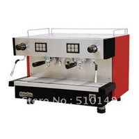 -Free shipping Free Shipping - Espresso Coffee Machine(KT-11.2)/double Groups/Boiler:11 liters/9 bar