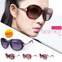 Free Shipping Hight Quality Italian Design women fashion sunglasses