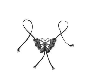 SMILE MARKET Free Gift wholesale    Bra straps bowknot Invisible aglet Underwear aglet Bra straps Aglet across