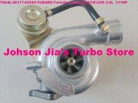 NEW TD04L/49377-04200 14412AA231 Turbocharger for SUBARU Forester Impreza,engine:58T/EJ205 2.0L 211HP