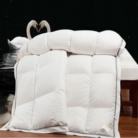 free shipping warm winter  down duvet /feather quilt /luxurious duck comfortable /blanket /bedding set