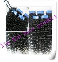 "Human Hair 12-30"" 3pcs/lot Mixed Lengthes Deep Curl Grade 6A Virgin Hair Brazilian Extensions Weaves cuticle Free Shipping"