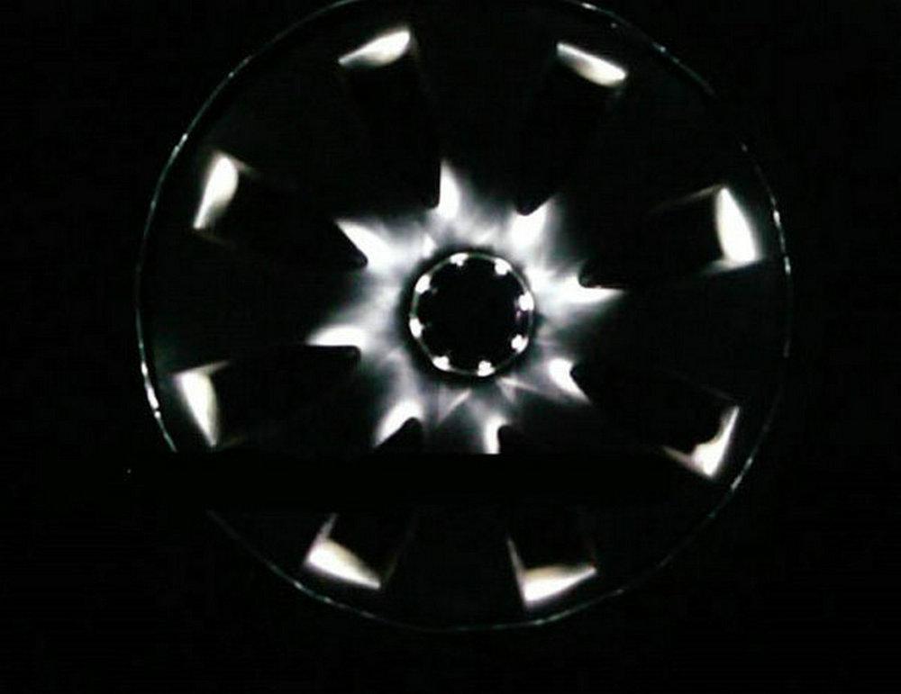 LED Wheel Light On Car